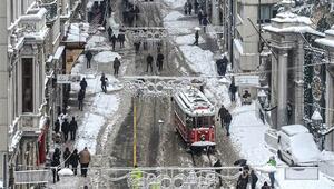 Son dakika haberleri: Meteorolojiden İstanbul için kritik kar yağışı uyarısı