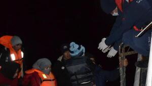 Çanakkalede 67kaçak göçmen yakalandı