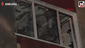 Apartmanda yangın: 2si çocuk, 4 kişi dumandan etkilendi