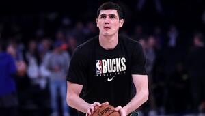 NBAde gecenin sonuçları | Ersanın takımı Bucks, deplasmanda kazandı...