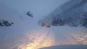 Sivasta 176 köy yolu kar nedeniyle ulaşıma kapandı