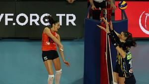 Avrupada Türk derbisi; Fenerbahçe - Eczacıbaşı