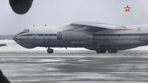 Rusya 80 vatandaşını Çinden tahliye etti