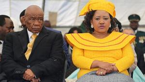 Başbakanın eski eşini öldürtmekle suçlanan Lesotho First Ladysi gözaltına alındı
