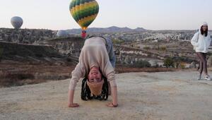 Kapadokyada son 11 yılın turist rekoru