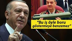 Son dakika haberler... Cumhurbaşkanı Erdoğandan çok sert İlker Başbuğ tepkisi: Dava açın