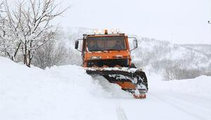 Kars ve Tuncelide kar ile tipi ulaşımı aksatıyor
