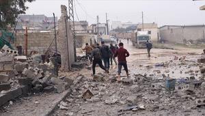 Esed rejimi güçleri İdlib Gerginliği Azaltma Bölgesinde 7 yerleşimi daha ele geçirdi