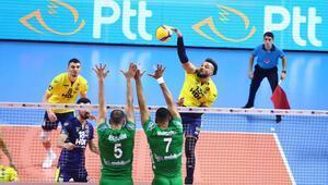 Fenerbahçe HDI Sigorta: 3 - Bursa Büyükşehir Belediyespor: 0