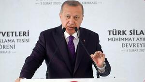 Cumhurbaşkanı Erdoğan: Füzemizi mümkünse hemen Suriye sınırına yerleştireceğiz...