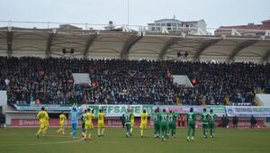 GMG Kırklarelispor-Fenerbahçe maçından notlar