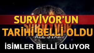 Survivor 2020de kimler var Survivor 2020 yarışmacıları belli oluyor Survivor ne zaman başlıyor