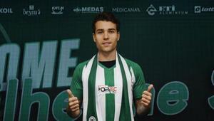 Konyasporlu futbolcu Guilherme: Konyaspor sahip olduğu imkanlarla çok büyük bir kulüp