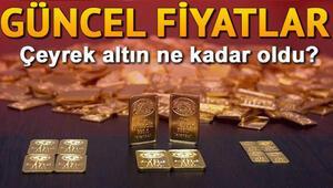 Anlık çeyrek ve gram altın fiyatları Kapanışta altın fiyatları ne kadar oldu (5 Şubat 2020)