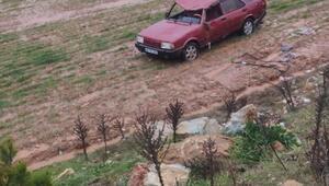Muğlada otomobil şarampole devrildi: 5 yaralı