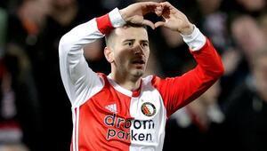 Feyenoorda transfer olan Oğuzhan Özyakuptan Beşiktaş itirafı