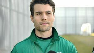 Konyasporlu Guilherme: Başarılı oyunumuzu Denizlispor karşısında da göstereceğiz