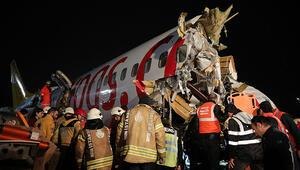 Son dakika: Bahçeşehir Koleji kafilesi, pist dışına çıkan uçaktaydı