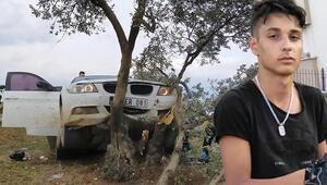 Polis memuru arabasını çalan genci öldürdü Detaylar şoke etti...