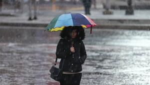 Son dakika haberler... Marmara Bölgesi için kar yağışı uyarısı
