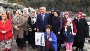 Türkiyede ilk; kadın reisler için barınak