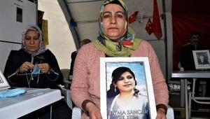 HDP önündeki eylemde 157nci gün
