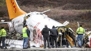 Son dakika haberi… Uçak kazasından yaralı kurtulanlar o anları anlattı