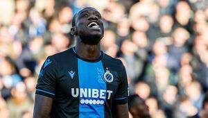 Son dakika Galatasaray haberleri   Mbaye Diagne'den Club Brugge'e dava