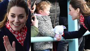 Kate Middleton 3 yaşındaki Annabelden özür diledi