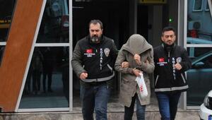 Babasını öldüren cezaevi firarisi, alışveriş yaparken yakalandı