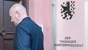 Almanyada siyasi kaos