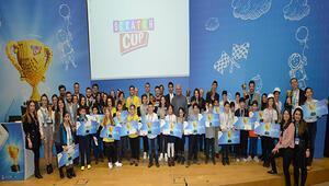 Minik Eller Scratch Cup 2020'de Benim Şehrim ile kendi şehirlerini tasarladı