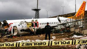 Son dakika haberler: Sabiha Gökçendeki uçak kazası ile ilgili üç şüphe