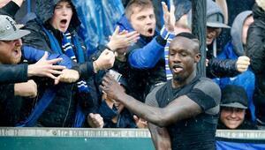 Club Bruggeden Galatasaraya Mbaye Diagne cevabı