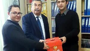 Bodrumda okullar arası ödüllü atık pil toplama kampanyası