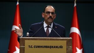 Son dakika haberi: Cumhurbaşkanlığı Sözcüsü İbrahim Kalından önemli açıklamalar