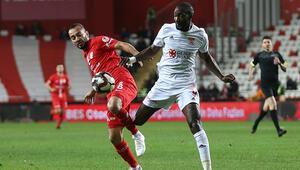 Antalyaspor 0-0 Sivasspor | Maçın özeti