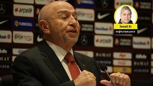 TFF Başkanı Nihat Özdemir: Zorluya bütün başkanlar geldi