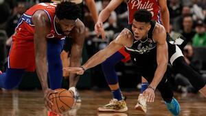 NBAde gecenin sonuçları | Türk derbisini kazanan Ersanlı Bucks oldu