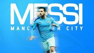 Son Dakika | Lionel Messi depremi Bedavaya Manchester Citye...