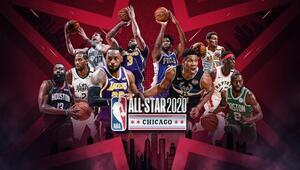 NBA All-Starda takımlar seçildi