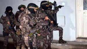 Bursada FETÖ operasyonu: 13 gözaltı