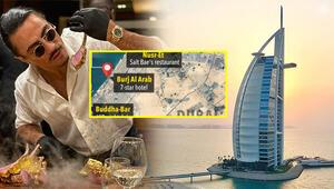 Dubaide olay oldu Nusret...