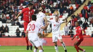 Süper Lig lideri Sivassporun boşu yok