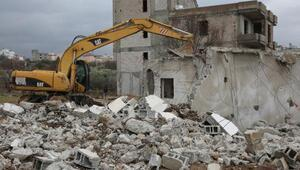 Toroslarda metruk binalar yıkılıyor