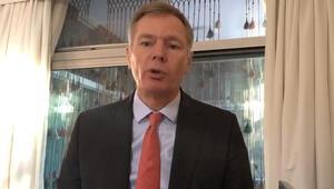 İngilterenin Tahran Büyükelçisi Rob Macaire İrana döndü