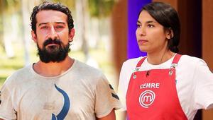 Fenerbahçeli eski futbolcu Serhat Akın, yeni mekanı için MasterChef Cemre ile anlaştı
