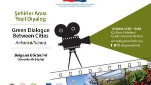 Şehirler Arası Yeşil Diyalog belgeseli ÇSMde