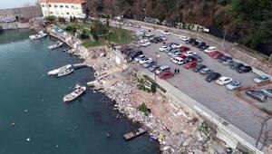 Çöplüğe dönen sahilin ihalesi 9 Martta yapılacak