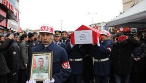 Şehit Er Özgür Çelik, Kayseride son yolculuğuna uğurlandı